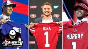 Le sac du quart : retour sur le repêchage de la NFL
