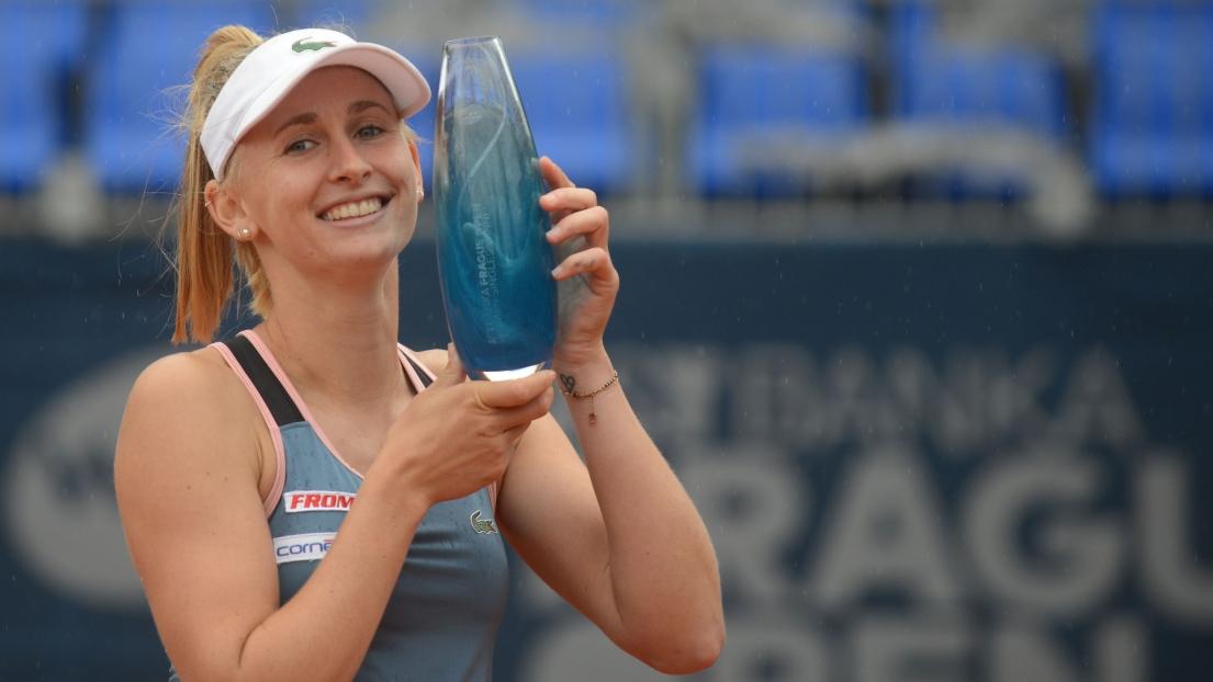 WTA PRAGUE 2019 - Page 2 Image