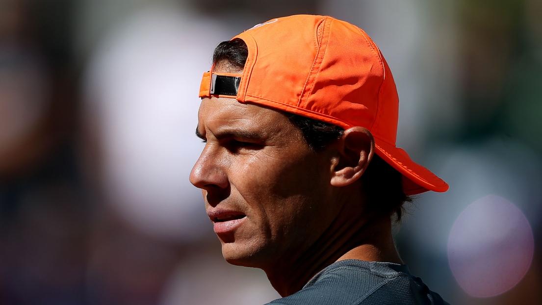 Rafael Nadal diminué à l'aube d'affronter Félix Auger-Aliassime