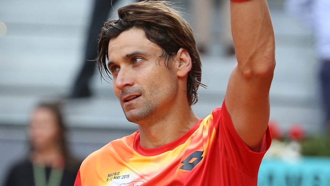 Alexander Zverev met fin à la carrière de David Ferrer — Madrid