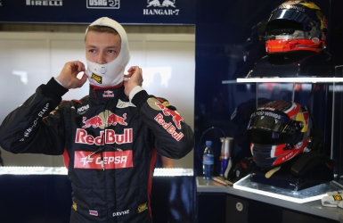 Toro Rosso : Pierre Gasly remplace Kvyat