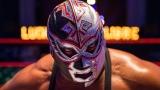 Le lutteur Silver King, de son vrai nom Cesar Gonzalez.