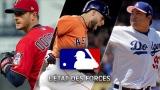 État des forces MLB