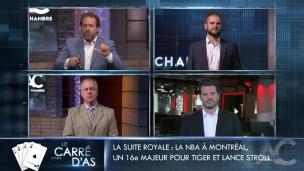 La suite royale : la NBA viable à Montréal?