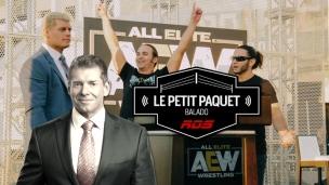 Le petit paquet : la WWE a de la compétition