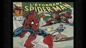 Il était une fois... Spider-Man et les Expos!