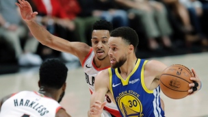Warriors 110 - Trail Blazers 99