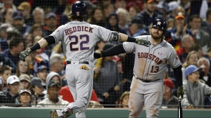 Astros 7 - Red Sox 3