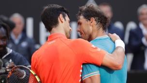 Nadal l'emporte sur Djokovic en finale