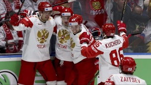 Suisse 0 - Russie 3