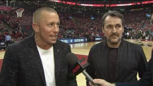 Parlons basketball avec GSP et Guy A. Lepage