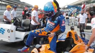 Indy 500 : Alonso n'y sera pas