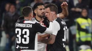 Juventus 1 - Atalanta 1
