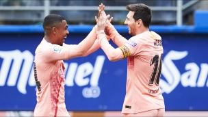 Eibar 2 - FC Barcelone 2