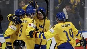Suède 5 - Lettonie 4