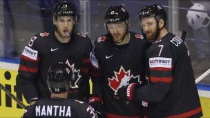 Canada 5 - Danemark 0
