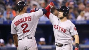 Red Sox 12 - Blue Jays 2