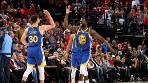 Warriors 119 - Trail Blazers 117