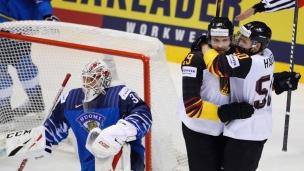 Finlande 2 - Allemagne 4