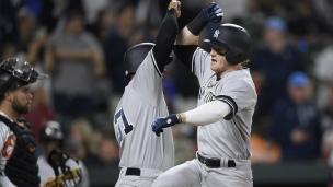 Yankees 11 - Orioles 4