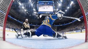 En chiffres : Blues c. Bruins