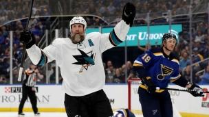 Lors d'un segment de l'émission Hockey 360, Marc Denis et Gaston Therrien ont commenté l'actualité entourant les Sharks de San Jose.