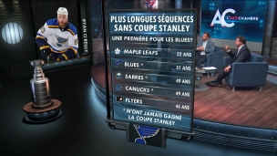 La motivation sera grande chez les Blues