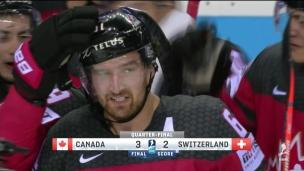 Mark Stone propulse le Canada en demi-finale