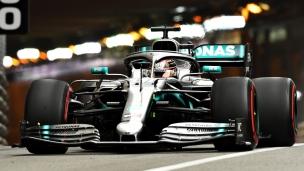 Mercedes loin devant tout le monde à Monaco
