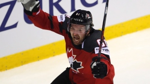 Canada 3 - Suisse 2 (Prolongation)