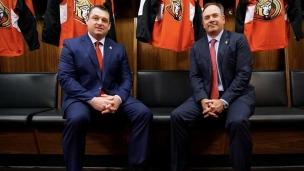 Sénateurs : Après l'entraîneur-chef, quelles sont les prochaines étapes?