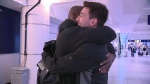 Il était une fois... l'amour entre Chad Johnson et Benoit Beaudoin