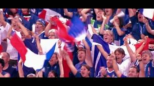 La Coupe du Monde en France, la folie dans les stades