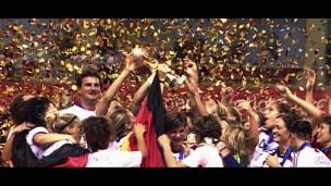 L'Allemagne vise un troisième titre