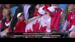 Les succès des Canadiennes ont propulsé le soccer