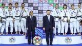 Médaillés des -73 kg et -70 kg