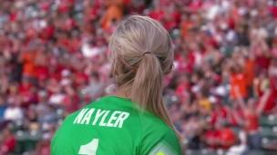 La Nouvelle-Zélande ira où Erin Nayler les mènera