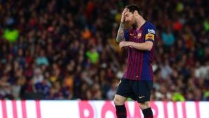 FC Barcelone 1 - Valence 2