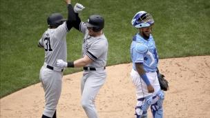 Yankees 7 - Royals 3