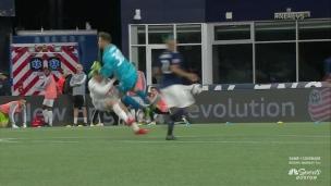 Le soccer plein contact!