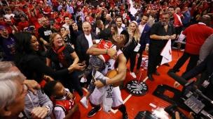 Finie l'attente, les Raptors sont en finale de la NBA