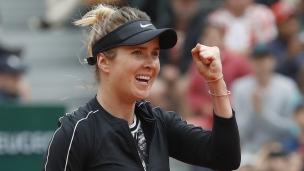 Svitolina réussit son premier test face à Venus