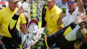Pagenaud remporte un Indy 500 plein d'action