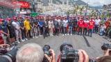 Les pilotes de Formule 1 au Grand Prix de Monaco