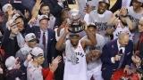 Les Raptors de Toronto, champions de la Conférence de l'Est 2018-19