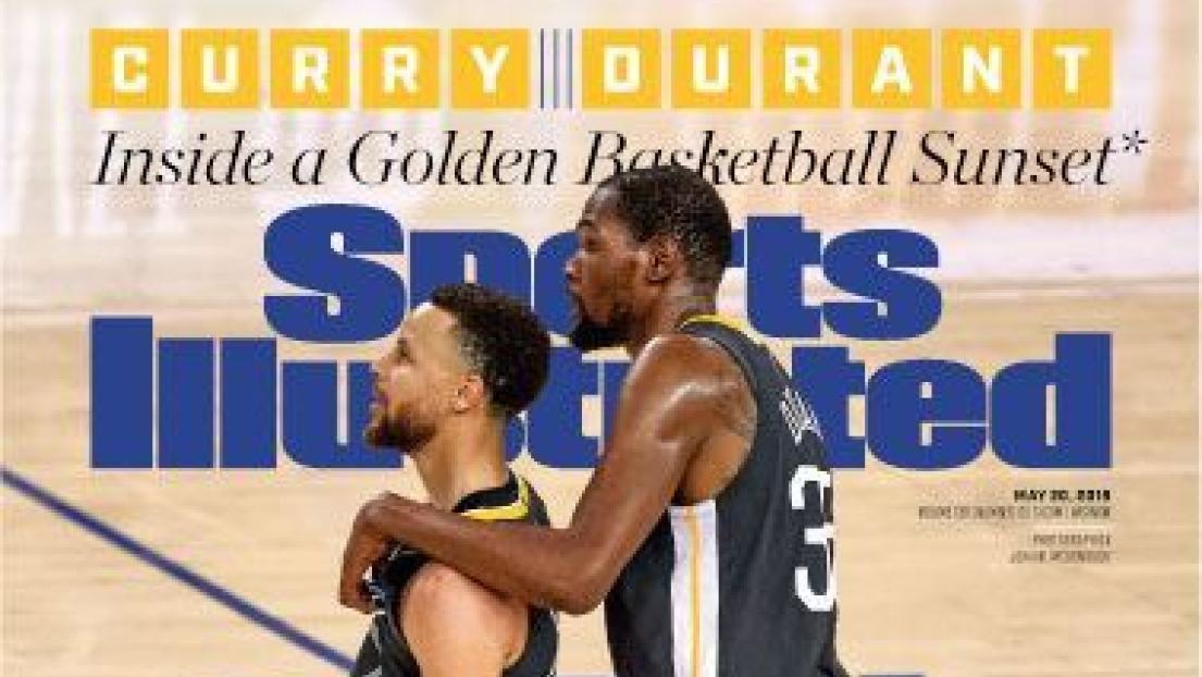 L'édition de mai 2019 de Sports Illustrated