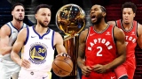 Finale NBA 2019 Warriors c. Raptors