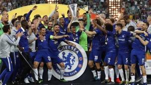 Chelsea 4 - Arsenal 1