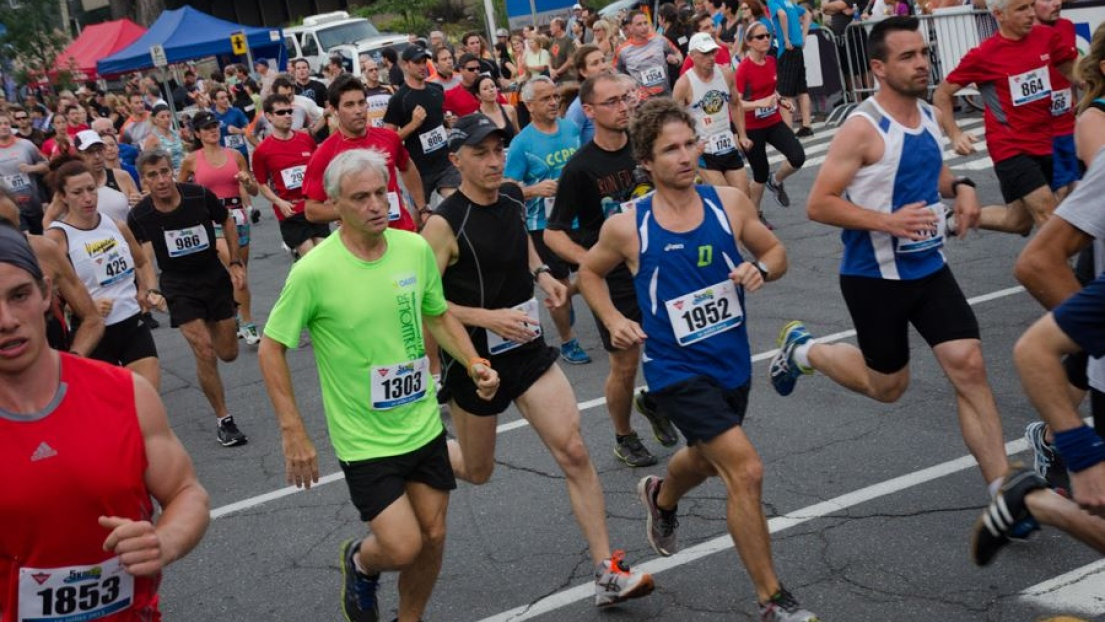 Marathon #2