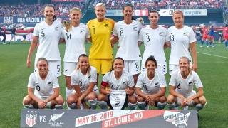 Nouvelle-Zélande soccer féminin
